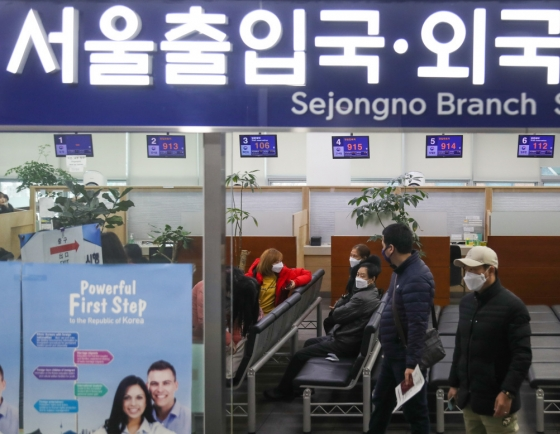Seoul extends expiring visas as pandemic continues