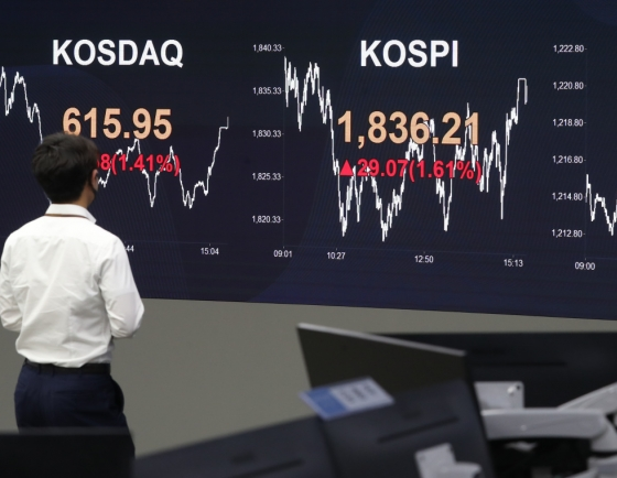 Seoul stocks hike 1.6% on eased coronavirus woes