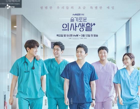 Korean medical dramas break out of mold, heal viewers