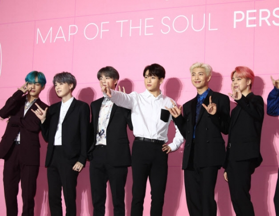 Sales of BTS' 'Map of the Soul: Persona' underreported to IFPI