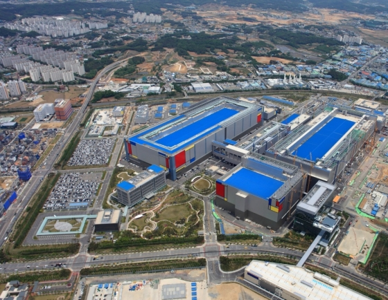Samsung to break ground for 2nd EUV line in Pyeongtaek