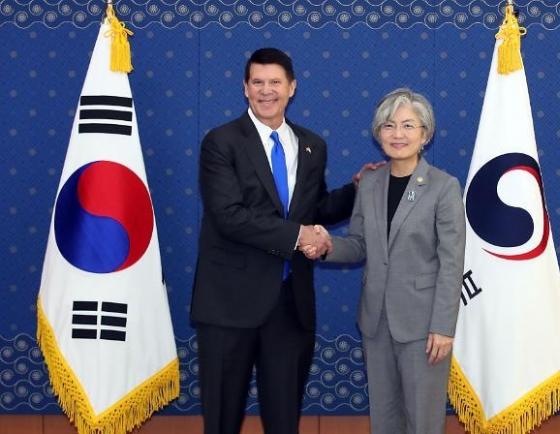 S. Korea, US exchange ideas on economic initiative against China: source