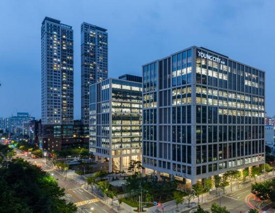 W550b Young City prime office deal closes