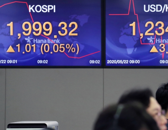 Seoul stocks open lower on fears of US-China dispute
