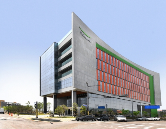 Pulmuone opens LEED-certified food research institute
