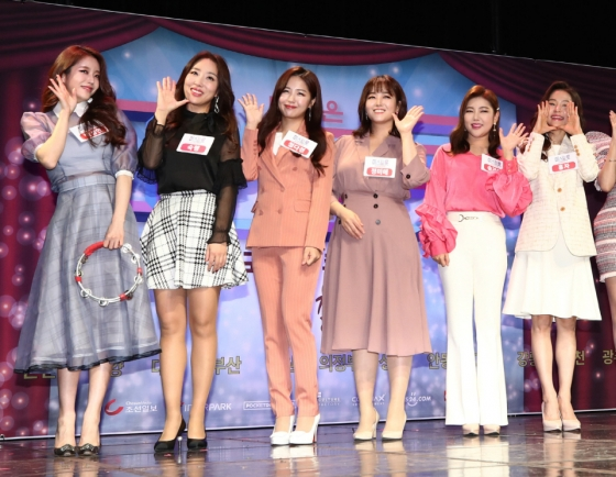 Competition for trot music shows heating up among TV networks
