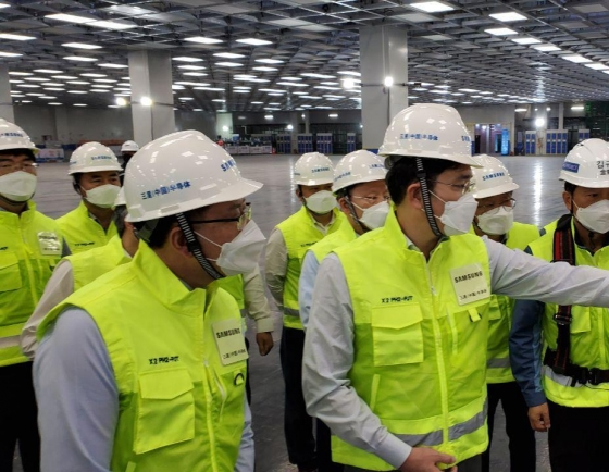 Samsung sends additional 300 engineers to Xian memory plant