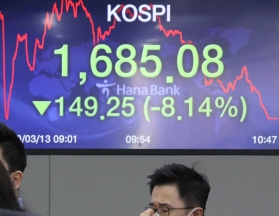 [Market Close-up] COVID-19 accelerates shift in South Korea's stock market landscape