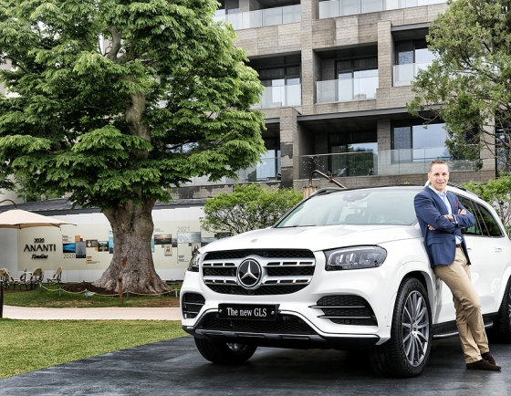 Mercedes-Benz launches upgraded SUV GLS