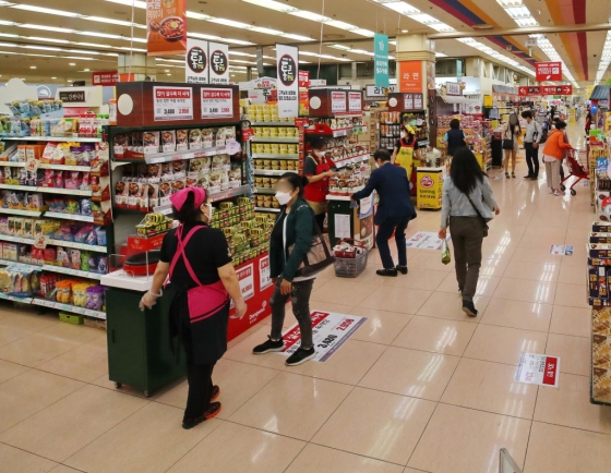 Korea's consumer sentiment improves in May on eased virus concerns