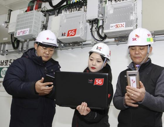 S. Korea's telecom market lacks competition: report