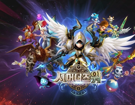 S. Korean mobile games expanding clout overseas amid pandemic