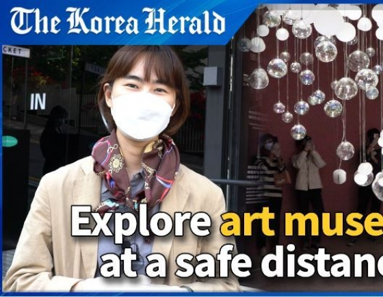 [Video] COVID-19 pandemic ushers in new ways of exploring art in Seoul