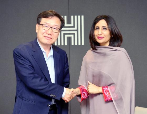 [Photo News] Pakistani ambassador makes courtesy visit