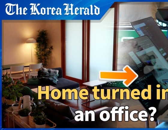 [Video] A home transformed into a shared office for NPOs