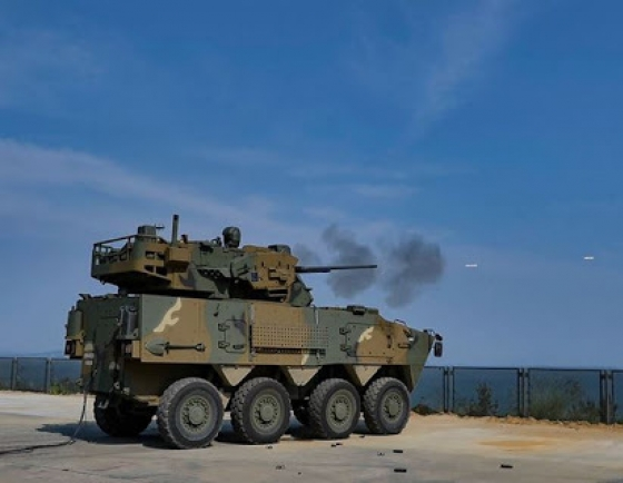S. Korea's military to deploy new wheeled anti-aircraft system