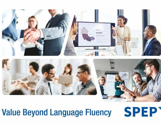 [Best Brand] SPEP excels global business, language training