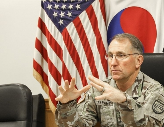 US commander reaffirms successful handover of wartime role