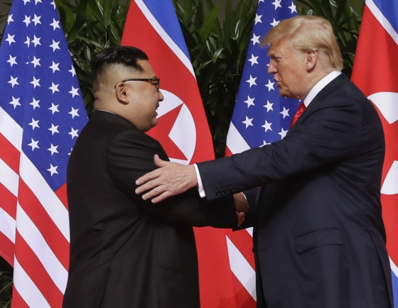 Trump says he is open to another summit with NK leader: reports