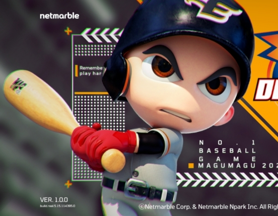 Netmarble launches 3-inning mobile baseball game