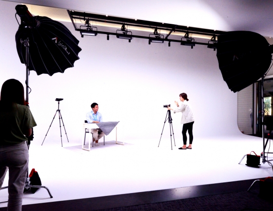 Herald Corp. opens video studio to drive up digital strategy