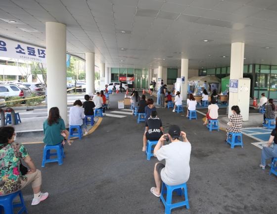 S. Korea adds 50 COVID-19 cases, mostly in Gwangju