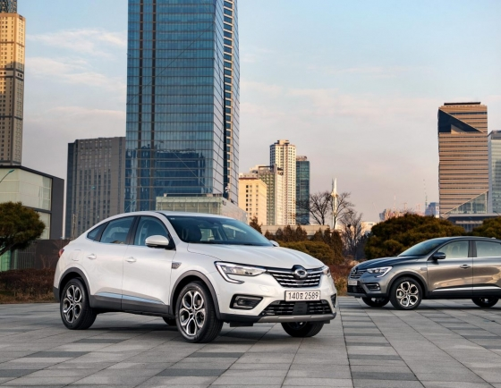 Renault Samsung Motors to export XM3 to Chile
