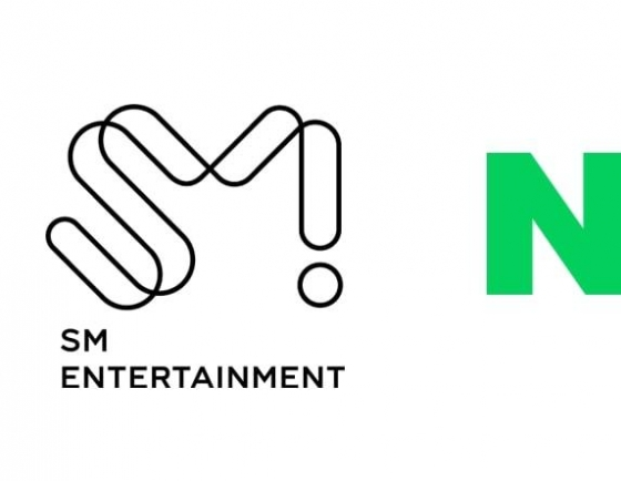 S.M. Entertainment secures W100b funding from Naver