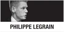 [Philippe Legrain] EU's China conundrum
