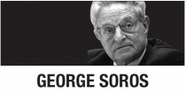 [George Soros] Europe's silent majority speaks out