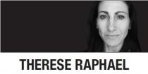 [Therese Raphael] Johnson has campaign slogan ready