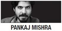 [Pankaj Mishra] India's problems bigger than Modi