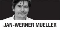 [Jan-Werner Mueller] Democrats must finally play hardball