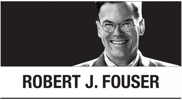 [Robert J. Fouser] Consequences of Trump's impeachment