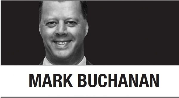 [Mark Buchanan] Gene editing might alter DNA, but destroy humanity