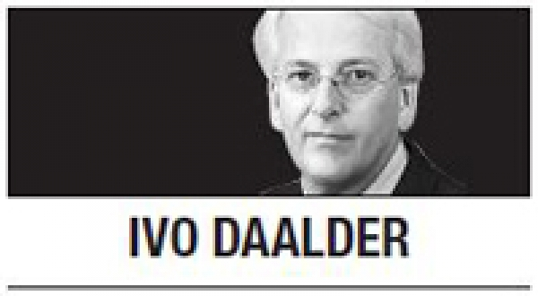 [Ivo Daalder] Cracks in NATO alliance significant