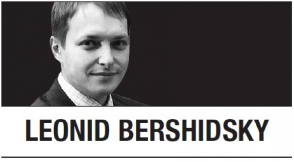 [Leonid Bershidsky] Putin now needs to rethink Mideast plan