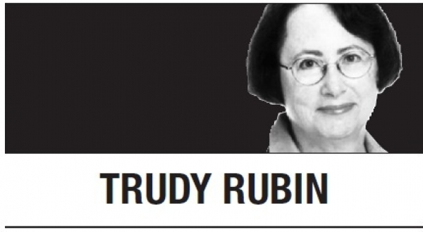 [Trudy Rubin] Phase 2 of US-Iran conflict will take place in Iraq
