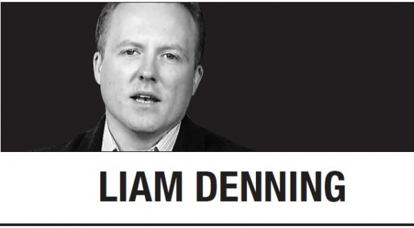 [Liam Denning] Decadent energy system needs renewal