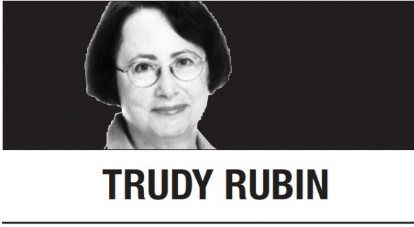 [Trudy Rubin] Data sans politics can curb virus