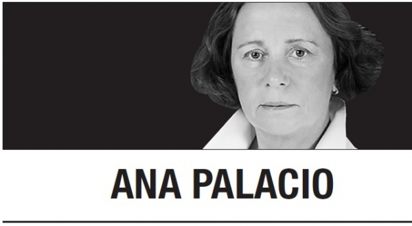 [Ana Palacio] Organic multilateralism needed in a G-Zero world