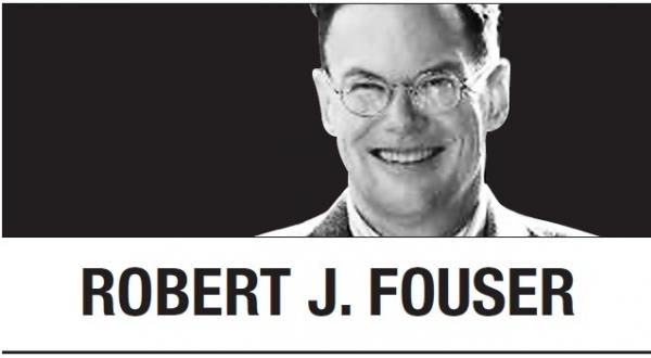 [Robert J. Fouser] South Korean leadership for openness