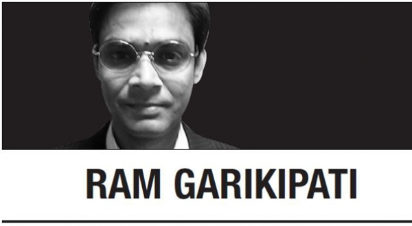 [Ram Garikipati] Indo-Sino conflict in context of S. Korea's problems