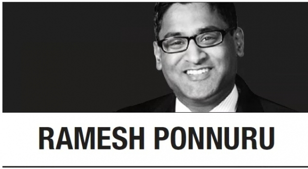 [Ramesh Ponnuru] It's dumb to bash the WTO