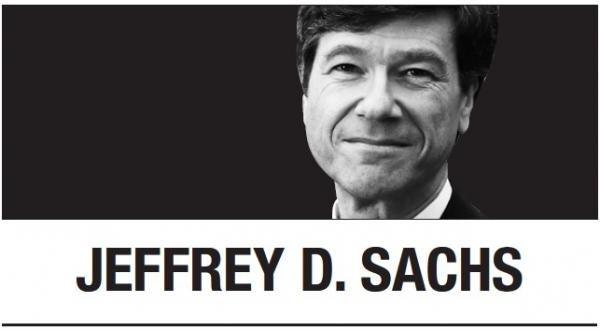 [Jeffrey D. Sachs] Hatemongers should be expelled in the post-Trump era