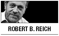 [Robert B. Reich] Stealth attack on American education