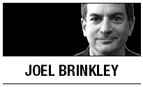 [Joel Brinkley Back to 'normal' in the Middle East