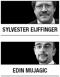 [Sylvester Eijffinger and Edin Mujagic] Qualifications for next ECB president