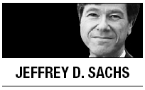 [Jeffrey D. Sachs] America's ungovernable budget policy