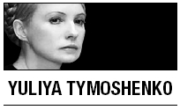 [Yuliya Tymoshenko] Ukraine's desire for democracy and revolution betrayed